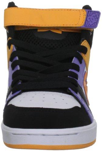 skate cuero Blzorg Ctas DC de Speciality de mujer Shoes Zapatillas Schwarz Negro Black wCXxORqAx