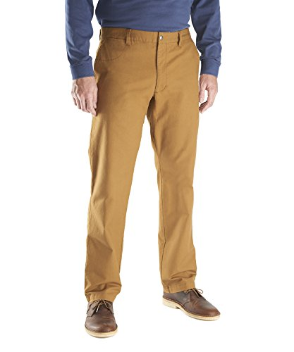 Woolrich 1514 Mens Nomad Canvas Pants, Chicory-35-34