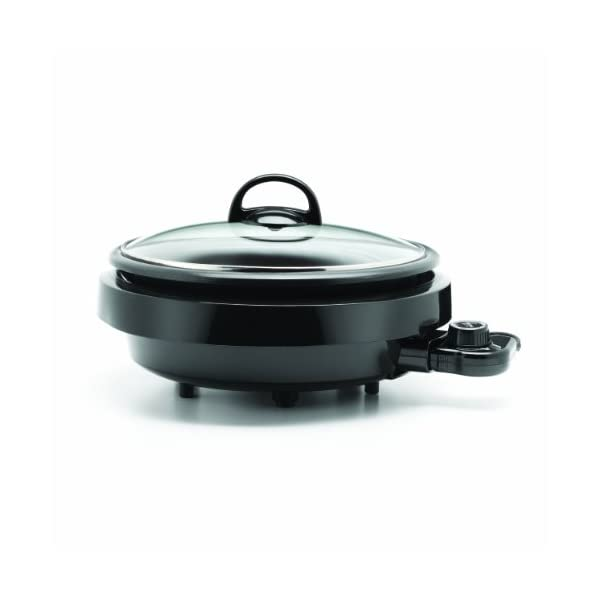 Aroma Housewares  ASP-137 3-Quart/10-inch 3-in-1 Super Pot with Grill Plate 41zk7s 5cRL