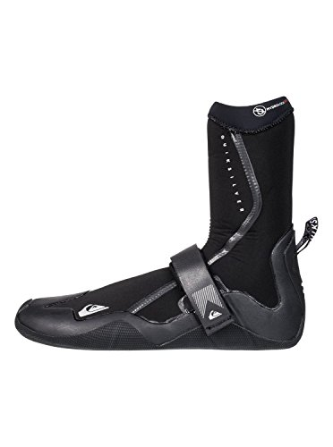 Quiksilver 7mm Highline Series Round Toe Men's Watersports Boots - Black / 8