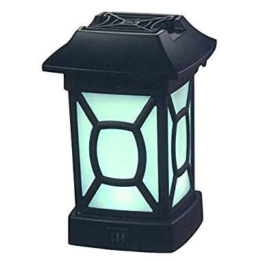 ThermaCELL MR-9W Cambridge Patio Mosquito Repeller Lantern