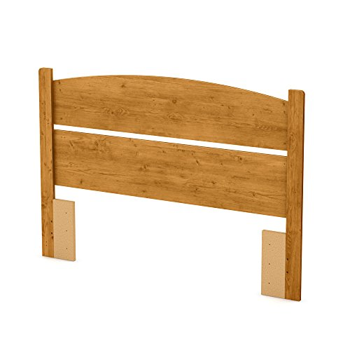 South Shore Libra Full Headboard, 54-Inch, Country Pine