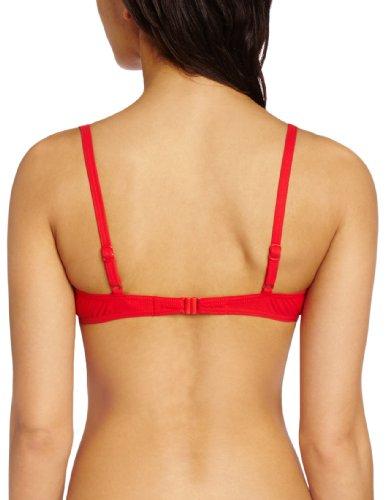 Maison Lejaby - Bikini para mujer Rojo (Coquelicot)