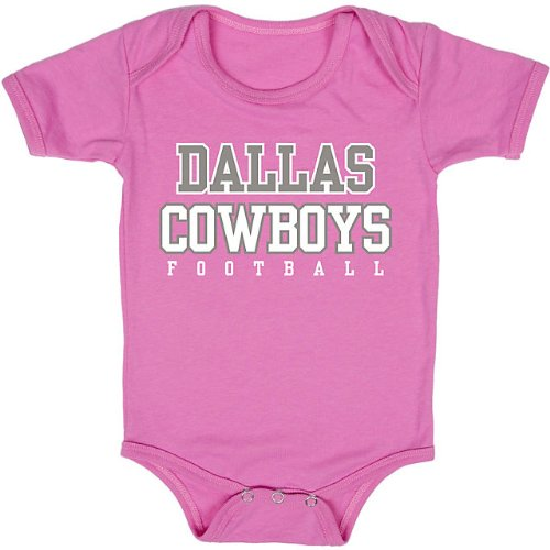t Practice T-Shirt Bodysuit Pink 18 Months (Pink Dallas Cowboys Jersey)