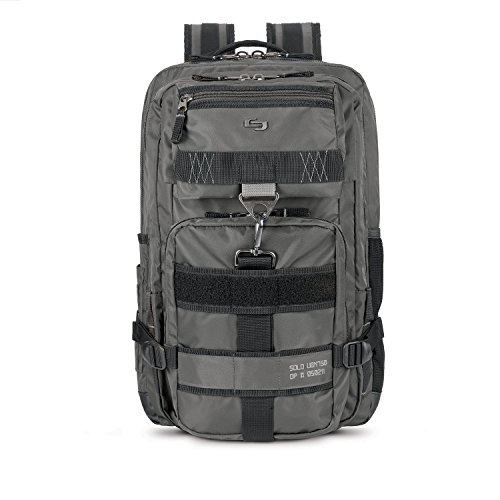 Solo Altitude Backpack, Gray