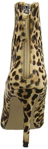 Bootie Carey Botines Femme Steve Madden leopard 969 Multicolore ESPTqwWx84