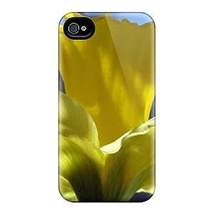 Fashion VRtQDPa7664piqqk Case Cover For Iphone 4/4s(daffodil)