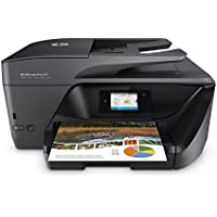 Hp Officejet Pro 6978 Color Inkjet All-in-One Printer with Duplex (Black)