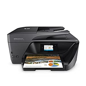 HP OfficeJet Pro 6978 Wireless All-in-One Photo Printer with Mobile Printing (T0F29A), Black, T0F29A#B1H