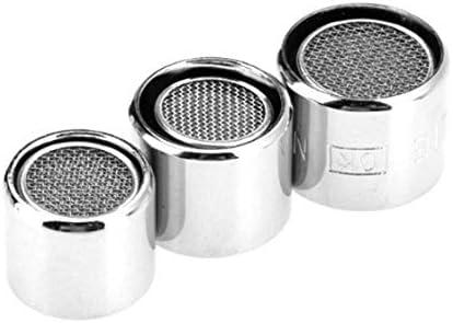 Cobeky Aireador de grifo para grifo de cocina filtro de grifo rosca hembra de 24 mm ahorro de agua antisalpicaduras