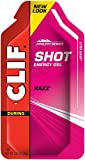 CLIF SHOT - Energy Gel - Razz - (1.2 oz, 24 Count)