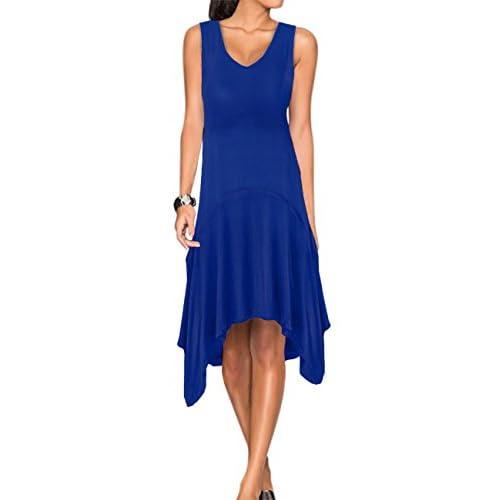 327dbb199b4 VeryAnn Women Plus Size Black Sleeveless V Neck Maternity Shirt Dress with  Pockets 30%OFF