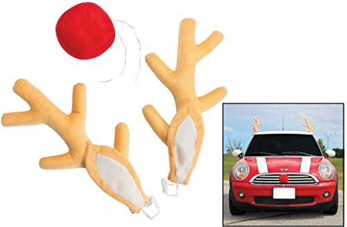 Plush (Reindeer Car Costume)