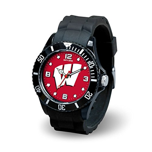 (Rico Industries NCAA Wisconsin Badgers Spirit Watch)