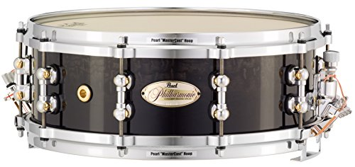 Pearl PHTRF1450/C 14 x 5 Inches Limited Edition Philharmonic Snare Drum, 20 Ply Maple/Birch/Tamo