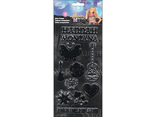 Disney(R) Clear Stamps - Hannah Montana - Hannah Montana Stamp