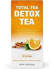 Total Tea Gentle Detox Tea - 25 Herbal Teabags