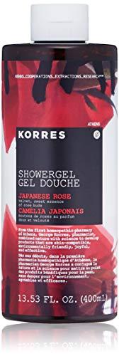 Korres Showergel, Japanese Rose, 13.53 Ounce