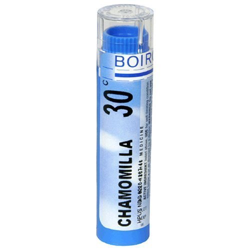 Boiron Homeopathic Medicine Chamomilla 80 Count product image