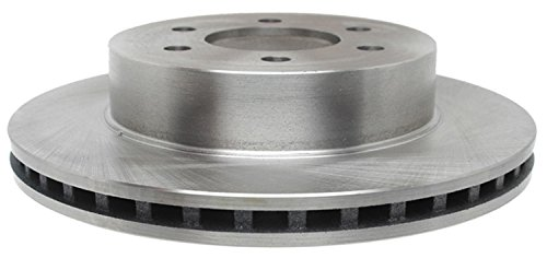 ACDelco 18A821A Advantage Non-Coated Front Disc Brake Rotor