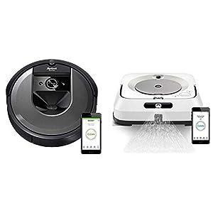 iRobot-Roomba-i7-7150-Robot-Vacuum-with-Braava-Jet-M6-6110-Ultimate-Robot-Mop