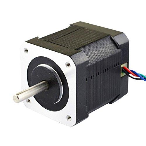 nema-17-stepper-motor-bipolar-2a-59ncm84ozin-48mm-body-4-lead-w-1m-cable-and-connector-for-3d-printe