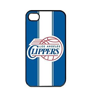 NBA Los Angeles Clippers Logo Case For Samsung Note 2 Cover PC Soft (Black)