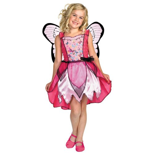 Mariposa Classic Costume,Toddler: 3T-4T]()