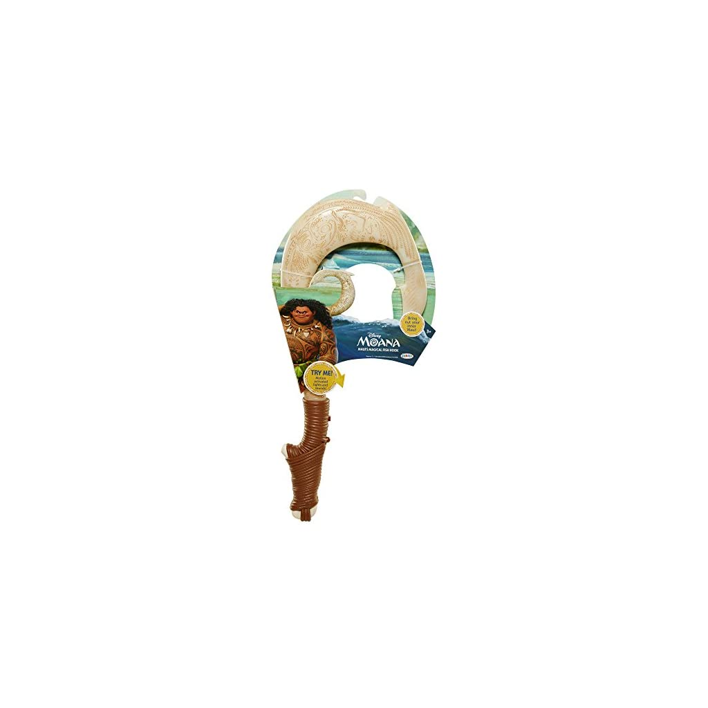 Best Disney Toys for Kids - Moana Maui's Magical Fish Hook