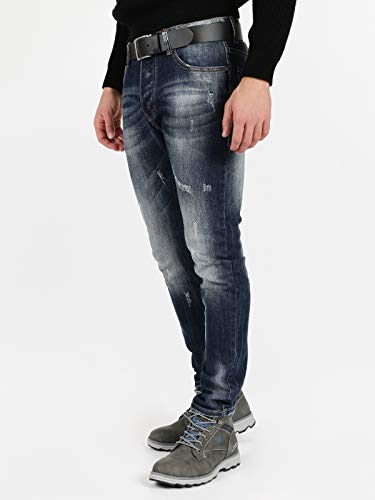 X three Jeans Bleu Bleu three Bleu Jeans X X Homme three Jeans Homme Homme three X wIqUw