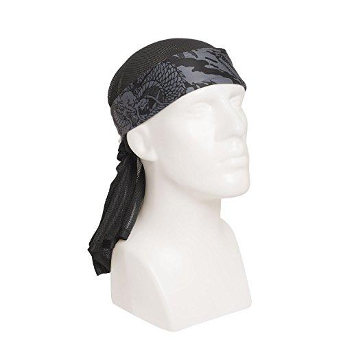 HK Army Headwrap (Ryu Grey) (Military Headwraps)
