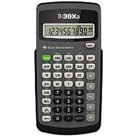 TI-30Xa Scientific Calculator, 10-Digit LCD, Total 6 EA, Sold as 1 Carton