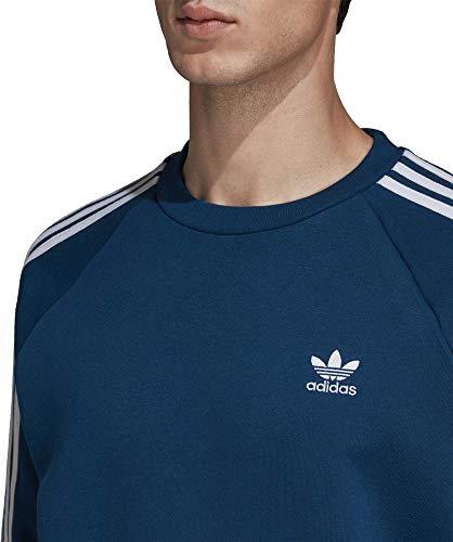 Sudaderas Hombre Adidas Sudaderas y rayas Originals 3 xFq4BqA