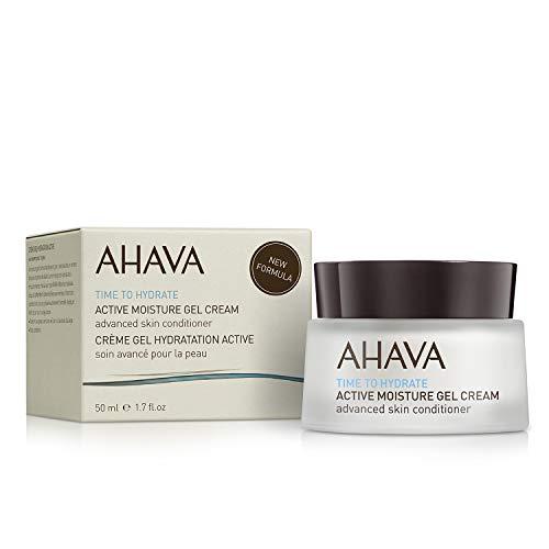 (AHAVA 50 ml Active Moisture Gel Cream, 1.7 Fl Oz)