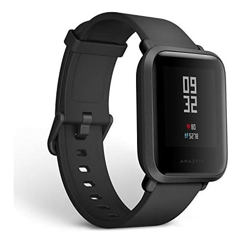 chollos oferta descuentos barato Amazfit Bip Smart Watch Glonass GPS Monitor de frecuencia cardiaca de reloj deportivo ultra liviano 1 82 impermeable IP68 Versión UE