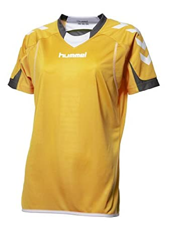 Hummel Damen Trikot Team Spirit Poly Jersey gelb 03-103-5001