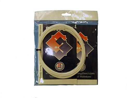 Genji Sports Durable Multifilament Fiber badminton String 5 sets