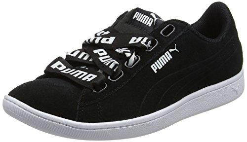 Puma Sneaker 365312-01 Vikky Lint Zwart Zwart