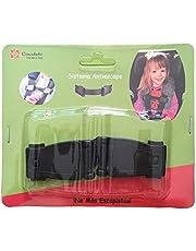 Cincobebé Sistema Antiescape,Dispositivo de Bloqueo para Asientos de Coche para Niños,Evita que el niño saque los brazos del arnés