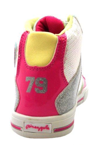 Pineapple  Rockin, Chaussures de danse pour fille Blanc blanc