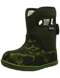 Baby Bogs Classic Camo Waterproof Winter & Rain Boot (Toddler)