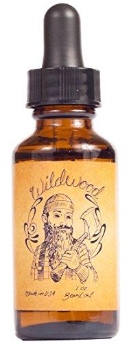 Wildwood Beard Oil 1oz All Natural product image