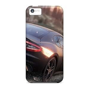 Excellent Hard Phone Covers For Apple Iphone 5c (UPs6703qENh) Customized Lifelike Maserati Granturismo Mc Stradale Series
