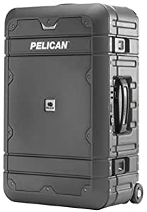 Pelican Elite Luggage | Carry-On (BA22 - 22 inch) - Grey/Black