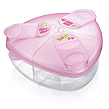 MAM Milk Powder Dispenser (Pink)