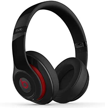 Amazon Com Beats Studio Wired 2 0 Over Ear Headphone Black Home Audio Theater