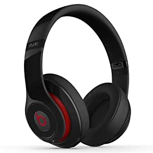 Beats Studio Wired 2.0 Over-Ear Headphone - Black