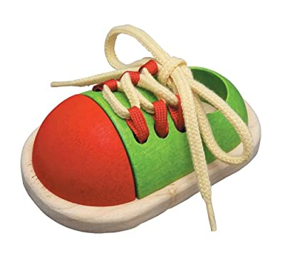 Plantoys Plan Preschool Tie-up Shoe Preschool from Plan Toys