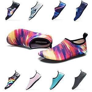 Water Sports Shoes Outdoor Beach Swimming Surf Quick-Dry Aqua Socks Barefoot Yoga Anti-Slip Shoes for Men Women