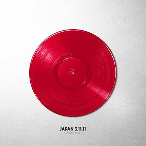 Japan 3-11-11: A Benefit Album (180 Gram Vinyl, Limited Edition, Colored Vinyl, MP3 Download, Digital Download Card)